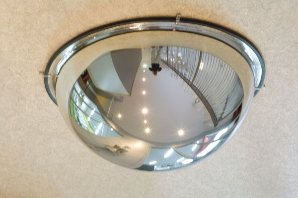 Indoor Dome Safety Mirror